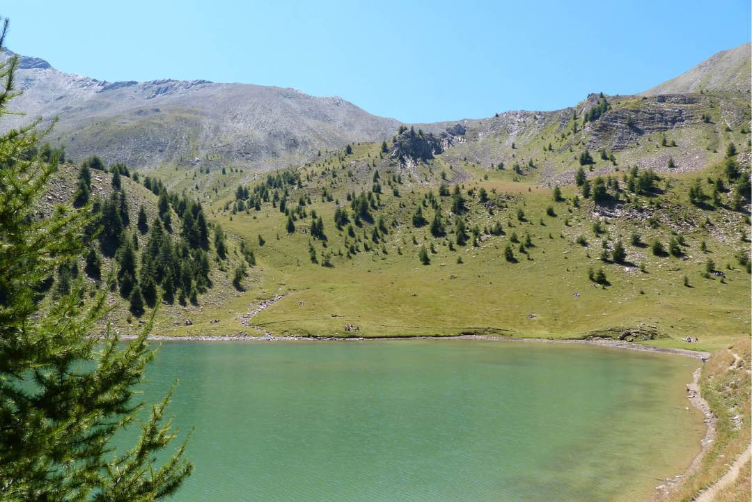 Lac sainte Marguerite 7