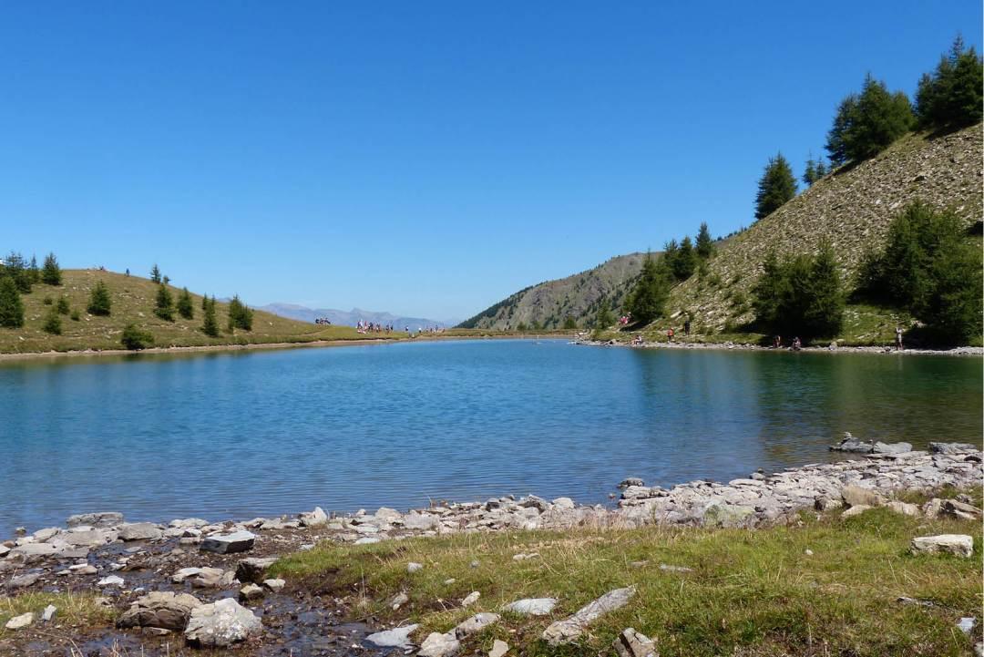 Lac sainte Marguerite 9