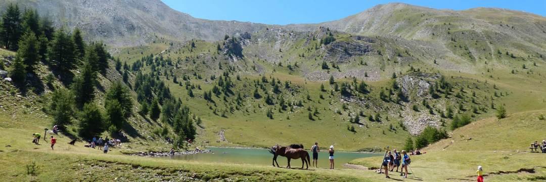 Les Orres - Lac ste marguerite 1