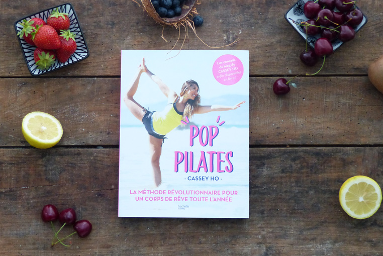 Livre-Pop-Pilates-de-Cassey-Ho