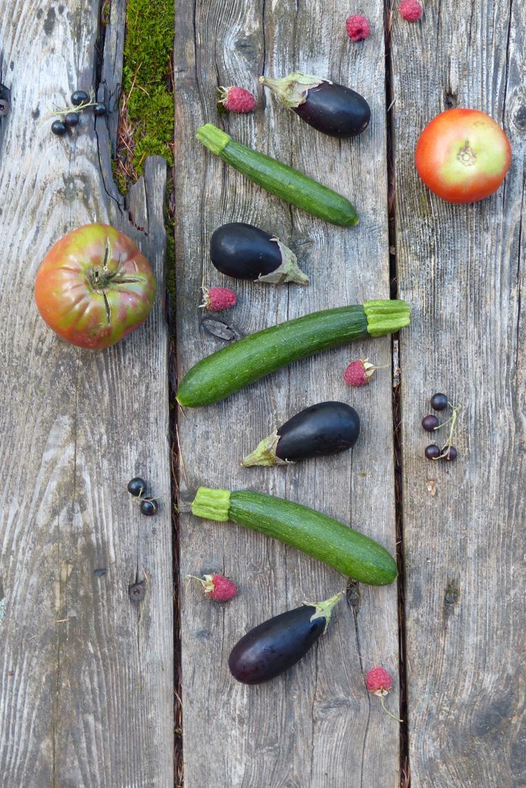 Légumes-d'été