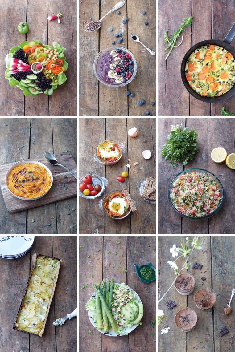 Présentation-livre-Cuisine-végétarienne-Super-facile-Ingrid-Bernard