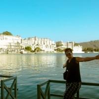 Hindistan'ın göller şehri Udaipur
