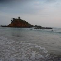 Sri Lanka'nın güney sahilleri