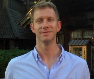 Photo of Nick Barron.