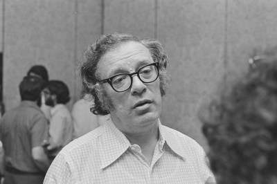 Photo of Isaac Asimov from 1971.