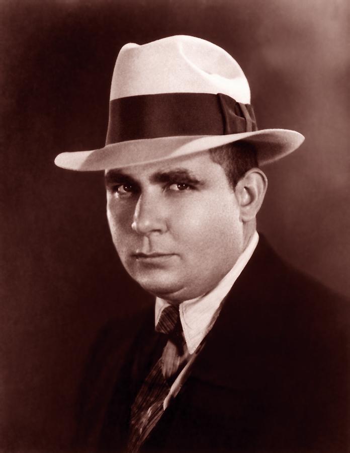 Photograph of writer Robert E. Howard.
