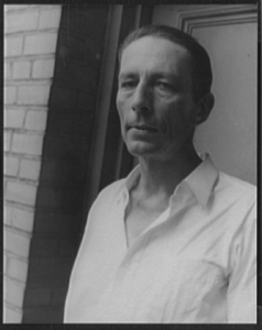 Photo of poet Robinson Jeffers.