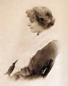 Photo of Eleanor Farjeon.