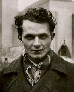 Photo of Stephen Spender.