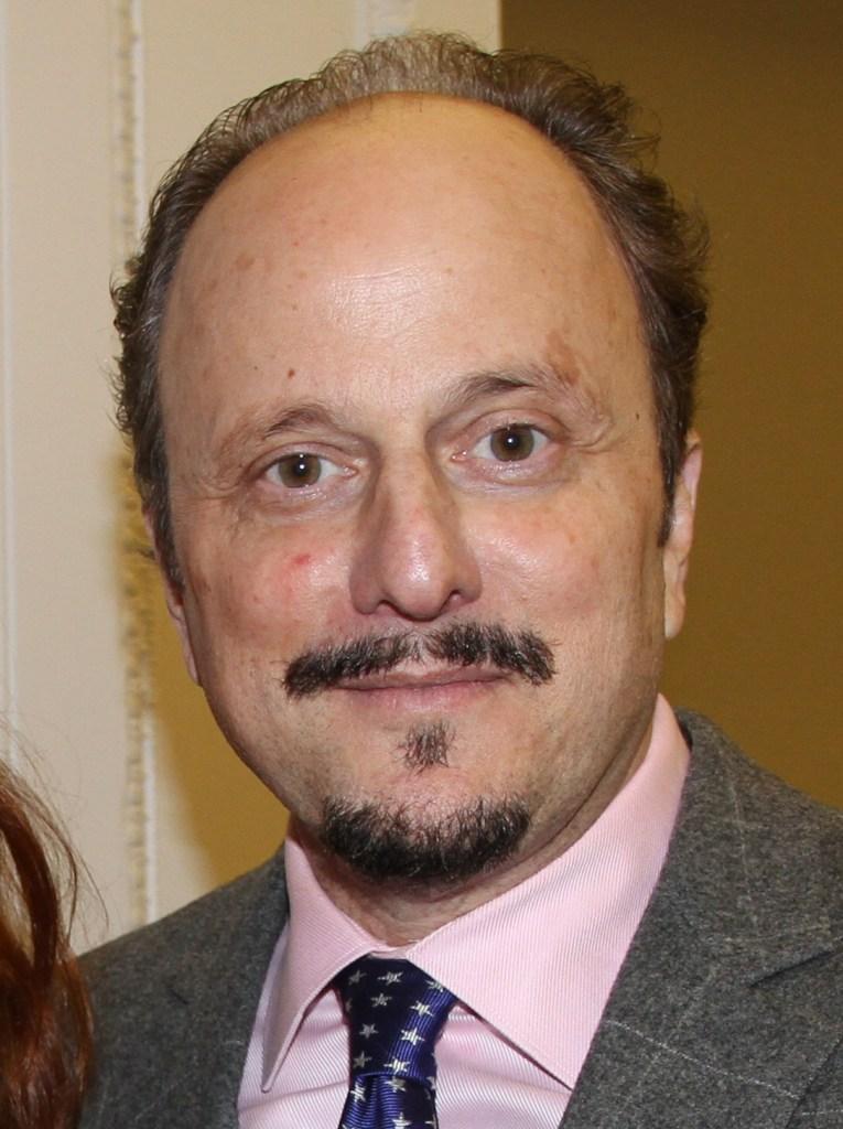 Photo of Jeffrey Eugenides.