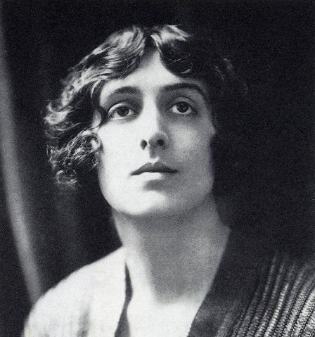 Photo of Vita Sackville-West.