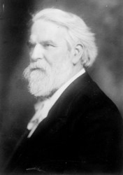 Photo of Edwin Markham.