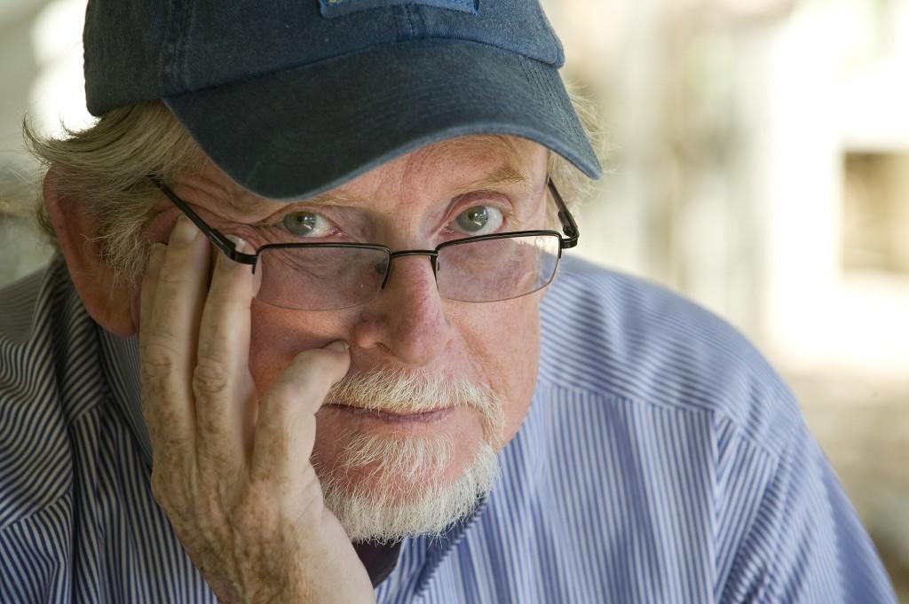 Photo of Richard Bausch.