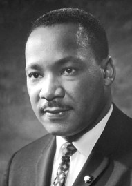 Photo of Dr. Martin Luther King, Jr.