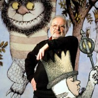 Photo of Maurice Sendak.
