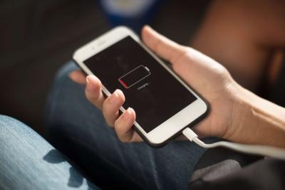 batterij opladen
