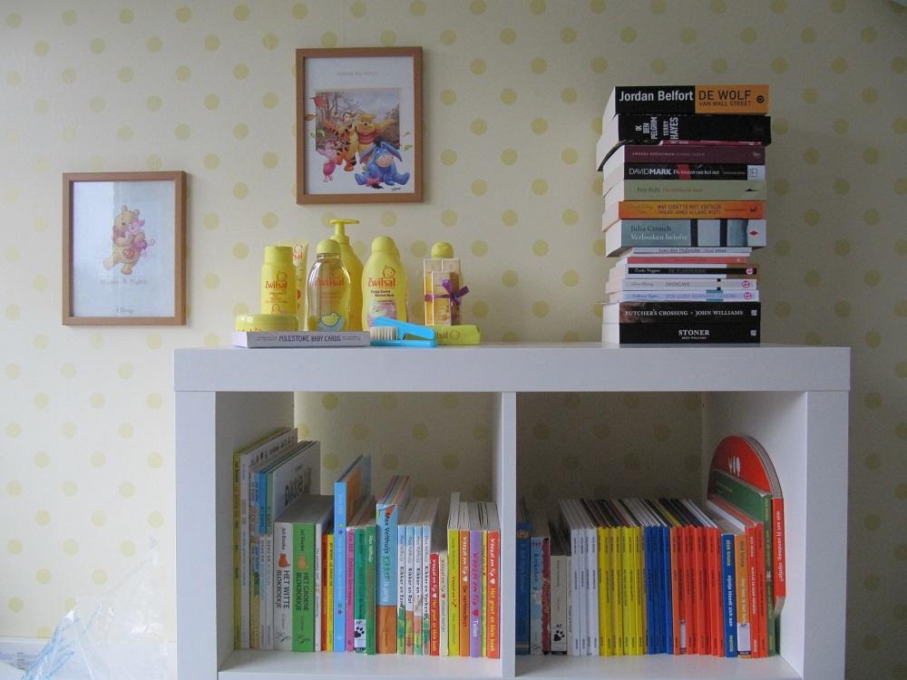 7 Jaloersmakende Boekenkasten : Boeken biebmiepje page