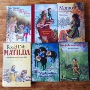 Herlees kinderboeken