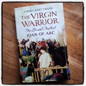 Van de auteur van Jeanne d'Arc kreeg ik de Amerikaanse versie mét foto's.