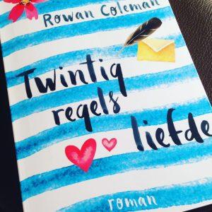 Twintig regels liefde - Rowan Coleman