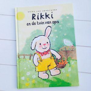 Rikki en de tuin van opa
