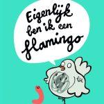 Eigenlijk ben ik een flamingo - Simone Lia