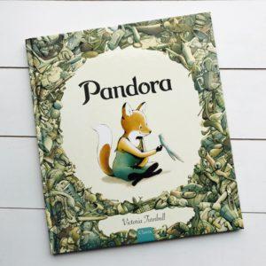 pandora - victoria turnbull