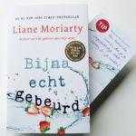Blogtour: Bijna echt gebeurd – Liane Moriarty