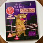 Dit is een boek vol monsters – Guido van Genechten #kinderboekenweek