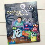 Monster nummer 10 – Manon Sikkel #kinderboekenweek