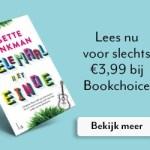 Nu bij Bookchoice: Helemaal het einde – Lisette Jonkman