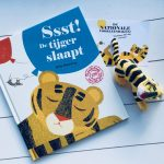 Ssst! De tijger slaapt – Prentenboek van het jaar 2018 #voorleesdagen