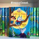 Remy leest: Dolfje en Noura (Dolfje Weerwolfje 19) – Paul van Loon (Kinderboekenweek)
