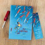 Remy leest: Het zakmes - Sjoerd Kuyper (Kerntitel Kinderboekenweek)