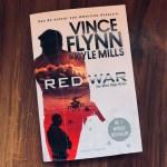 Remco leest: Red War - Vince Flynn & Kyle Mills