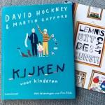 Kijken voor kinderen - David Hockney & Martin Gayford