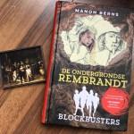 De ondergrondse Rembrandt - Manon Berns