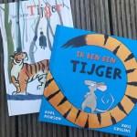 Prentenboeken vol tijgers (hoewel?)