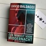 Remco leest: Eén minuut voor middernacht - David Baldacci