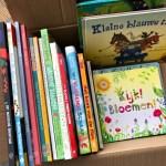 Biebmiepje ruimt op: winactie #7 Kinderboeken