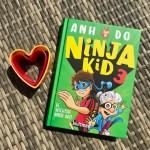 Remy leest: Ninja Kid 3: De slechtste ninja ooit - Anh Do