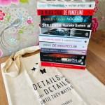 Biebmiepje ruimt weer op: winactie #1 NLse auteurs