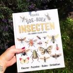 Remy leest: ROOTS Doe-boek Insecten