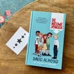 Remy leest: De nieuwe jongen - David Almond & Marta Altés