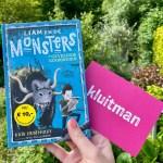 Remy leest: Liam en de monsters: De gevreesde goorhoorn - Kris Humphrey & Pete Williamson