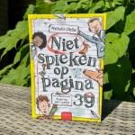Remy leest: Niet spieken op pagina 39 - Nathalie Clefas & Federico Van Lunter