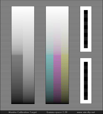 Test naColor Managament: widzisz kolory, jest źle.