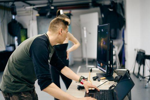 Tethering pozwala naomawianie efektów wtrakcie pracy