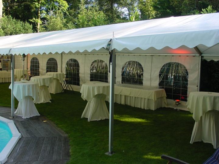 Catering samen met tent verhuur van t Bockje in Bathmen